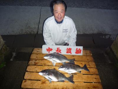 中長渡船の2019年3月24日(日)1枚目の写真