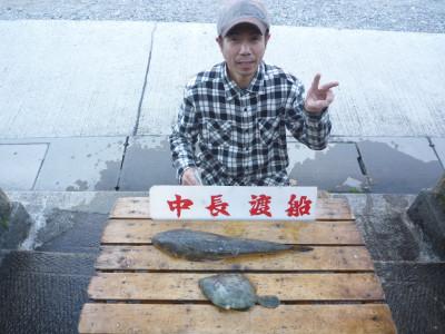 中長渡船の2019年3月24日(日)2枚目の写真