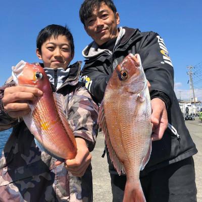 第八幸松丸の2019年3月24日(日)1枚目の写真