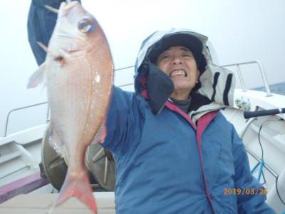 秀吉丸の2019年3月26日(火)5枚目の写真