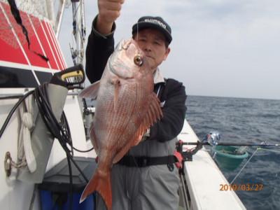 秀吉丸の2019年3月27日(水)1枚目の写真