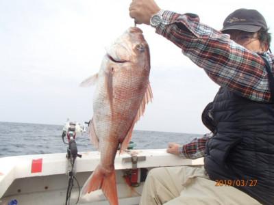 秀吉丸の2019年3月27日(水)2枚目の写真
