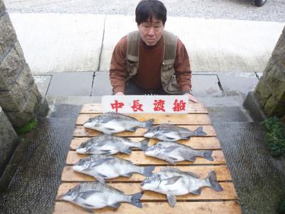 中長渡船の2019年3月29日(金)1枚目の写真