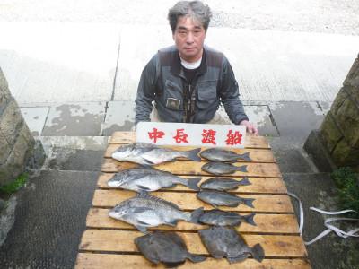 中長渡船の2019年3月29日(金)2枚目の写真