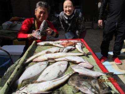 奥村釣船の2019年3月26日(火)1枚目の写真