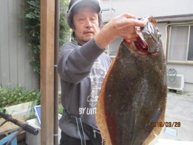 奥村釣船の2019年3月28日(木)2枚目の写真