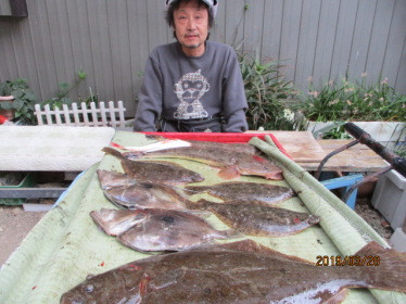 奥村釣船の2019年3月28日(木)4枚目の写真