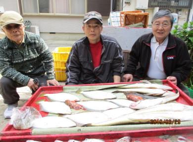 奥村釣船の2019年3月29日(金)2枚目の写真
