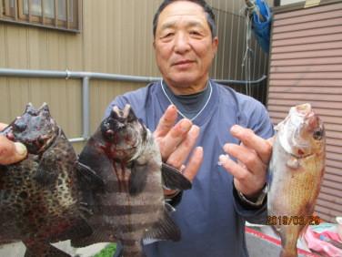 奥村釣船の2019年3月29日(金)3枚目の写真