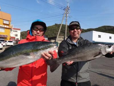 丸銀釣りセンターの2019年3月23日(土)1枚目の写真