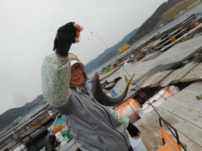 由良海つり公園&釣堀ランドの2019年3月30日(土)2枚目の写真