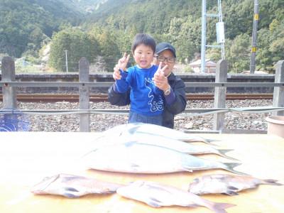 海上釣り堀 天海の2019年3月30日(土)1枚目の写真