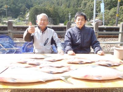 海上釣り堀 天海の2019年3月30日(土)2枚目の写真