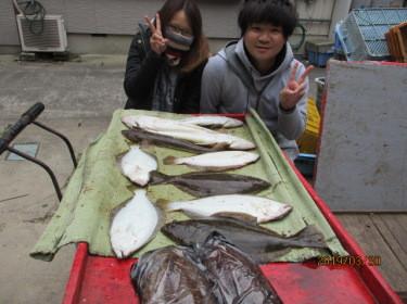 奥村釣船の2019年3月30日(土)2枚目の写真