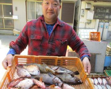 奥村釣船の2019年3月31日(日)3枚目の写真