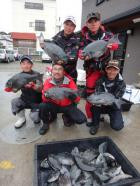 丸銀釣りセンターの2019年3月25日(月)5枚目の写真