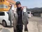 丸銀釣りセンターの2019年3月26日(火)1枚目の写真