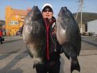 丸銀釣りセンターの2019年3月27日(水)1枚目の写真