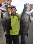 丸銀釣りセンターの2019年3月30日(土)3枚目の写真