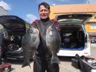 丸銀釣りセンターの2019年3月31日(日)2枚目の写真