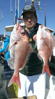 魚磯丸の2019年4月3日(水)2枚目の写真