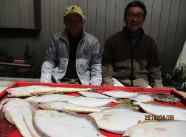 奥村釣船の2019年4月5日(金)3枚目の写真
