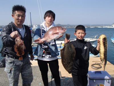 オーシャン串本の2019年4月6日(土)1枚目の写真