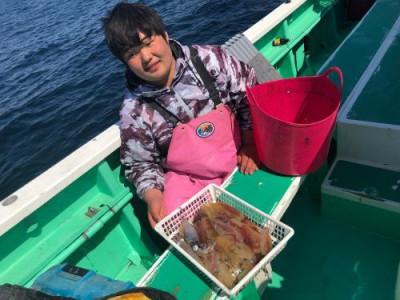 瀬戸丸の2019年4月3日(水)1枚目の写真