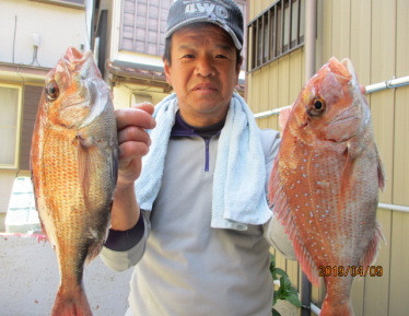奥村釣船の2019年4月9日(火)1枚目の写真
