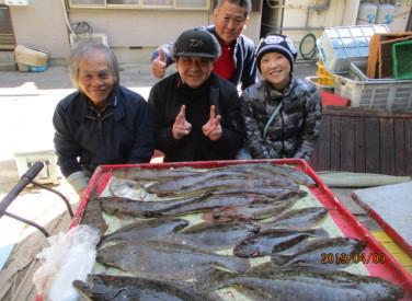 奥村釣船の2019年4月9日(火)2枚目の写真