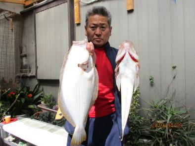 奥村釣船の2019年4月9日(火)3枚目の写真