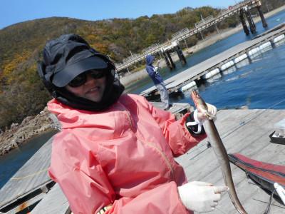 由良海つり公園&釣堀ランドの2019年4月9日(火)1枚目の写真