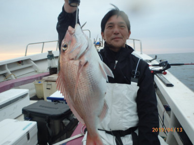 秀吉丸の2019年4月13日(土)2枚目の写真