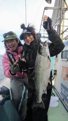佐々木釣具店 平進丸の2019年4月14日(日)1枚目の写真