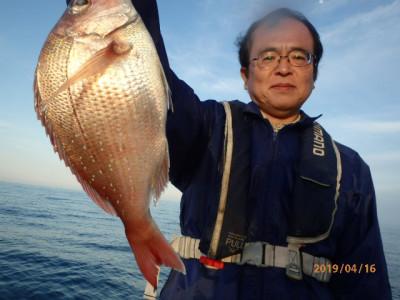 秀吉丸の2019年4月16日(火)4枚目の写真