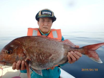 秀吉丸の2019年4月18日(木)1枚目の写真