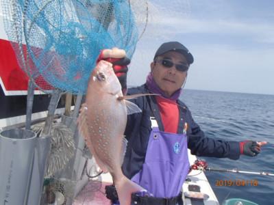 秀吉丸の2019年4月18日(木)2枚目の写真