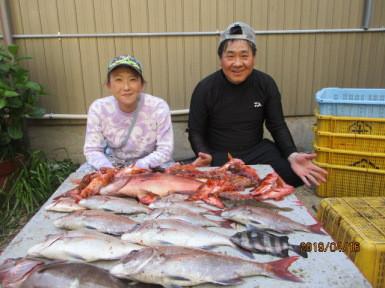奥村釣船の2019年4月16日(火)3枚目の写真
