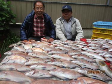 奥村釣船の2019年4月17日(水)4枚目の写真
