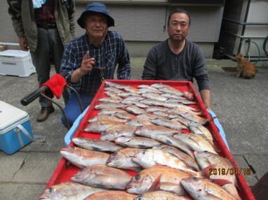 奥村釣船の2019年4月18日(木)3枚目の写真