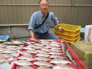 奥村釣船の2019年4月19日(金)3枚目の写真