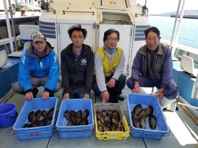 小松乗合船の2019年4月20日(土)1枚目の写真
