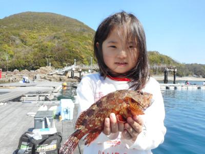 由良海つり公園&釣堀ランドの2019年4月20日(土)1枚目の写真