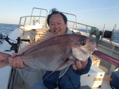 秀吉丸の2019年4月20日(土)5枚目の写真