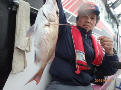 秀吉丸の2019年4月21日(日)3枚目の写真