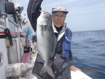 秀吉丸の2019年4月23日(火)4枚目の写真