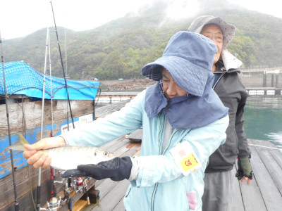 由良海つり公園&釣堀ランドの2019年4月26日(金)1枚目の写真