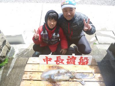 中長渡船の2019年4月27日(土)1枚目の写真