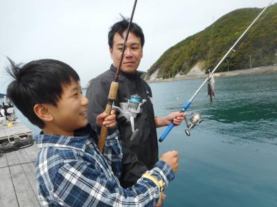 由良海つり公園&釣堀ランドの2019年4月28日(日)1枚目の写真