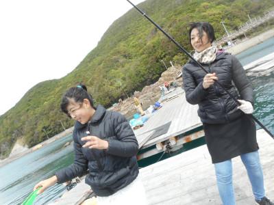 由良海つり公園&釣堀ランドの2019年4月28日(日)2枚目の写真